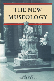 Jacket Image For The New Museology