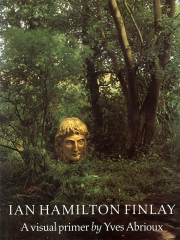 Jacket Image For Ian Hamilton Finlay