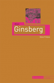 Jacket Image For Allen Ginsberg