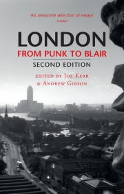 Jacket Image For London from Punk to Blair