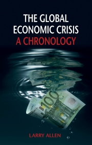 Jacket Image For The Global Economic Crisis
