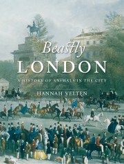 Jacket Image For Beastly London