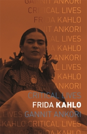 Jacket Image For Frida Kahlo