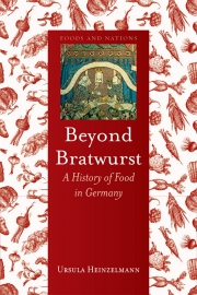 Jacket Image For Beyond Bratwurst