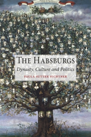 Jacket Image For The Habsburgs