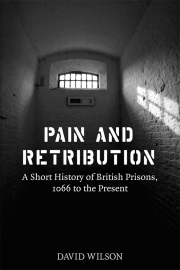 Jacket Image For Pain and Retribution