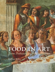 Jacket Image For Food in Art