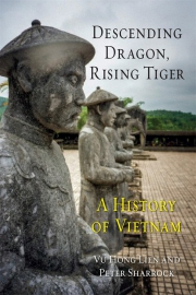 Jacket Image For Descending Dragon, Rising Tiger