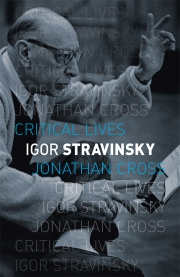 Jacket Image For Igor Stravinsky