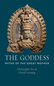 Jacket Image For The Goddess