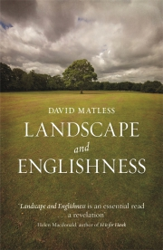 Jacket Image For Landscape and Englishness