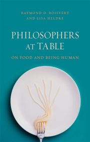 Jacket Image For Philosophers at Table