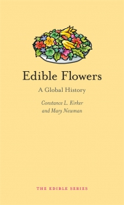 Jacket Image For Edible Flowers