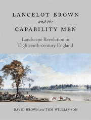Jacket Image For Lancelot Brown and the Capability Men