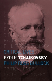 Jacket Image For Pyotr Tchaikovsky