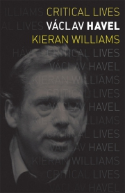 Jacket Image For Václav Havel