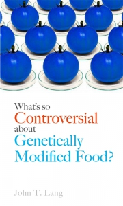 Jacket Image For What's So Controversial about Genetically Modified Food?