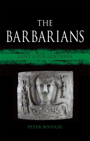 Jacket Image For The Barbarians