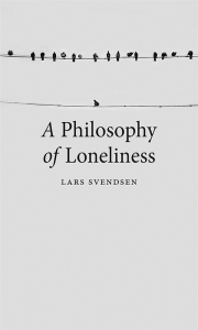Jacket Image For A Philosophy of Loneliness