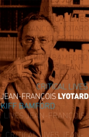 Jacket Image For Jean-François Lyotard