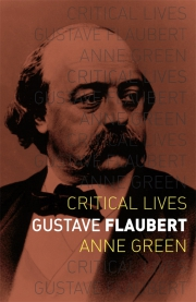 Jacket Image For Gustave Flaubert