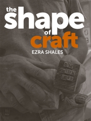 Jacket Image For The Shape of Craft