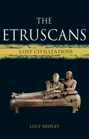Jacket Image For The Etruscans