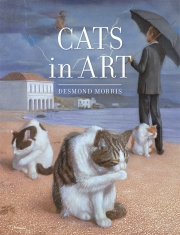 Jacket Image For Cats in Art