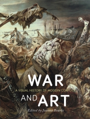 Jacket Image For War and Art