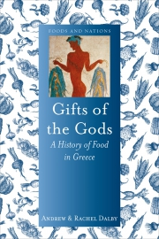 Jacket Image For Gifts of the Gods