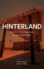 Jacket Image For Hinterland