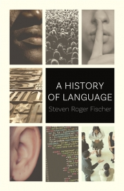 Jacket Image For A History of Language