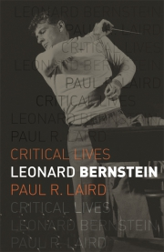 Jacket Image For Leonard Bernstein