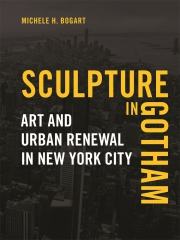 Jacket Image For Sculpture in Gotham