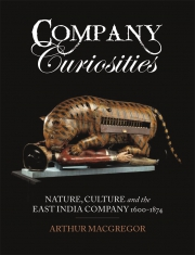 Jacket Image For Company Curiosities