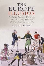 Jacket Image For The Europe Illusion