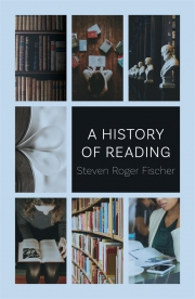 Jacket Image For A History of Reading