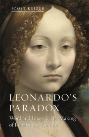 Jacket Image For Leonardo's Paradox