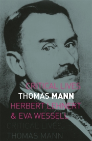 Jacket Image For Thomas Mann