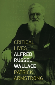 Jacket Image For Alfred Russel Wallace