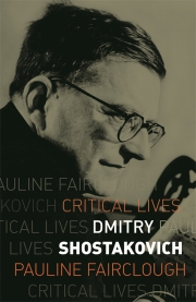 Jacket Image For Dmitry Shostakovich