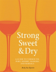 Jacket Image For Strong, Sweet and Dry
