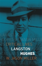 Jacket image for Langston Hughes