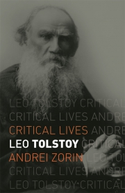 Jacket Image For Leo Tolstoy