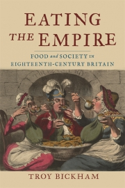 Jacket Image For Eating the Empire