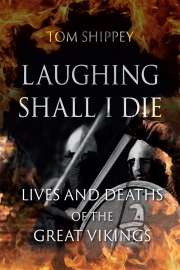 Jacket Image For Laughing Shall I Die