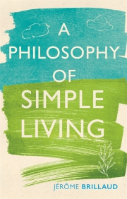 Jacket image for A Philosophy of Simple Living