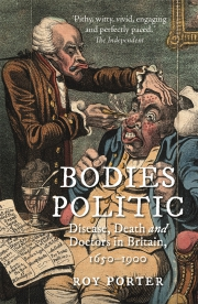 Jacket Image For Bodies Politic