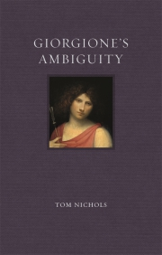 Jacket Image For Giorgione's Ambiguity
