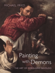 Jacket Image For Painting with Demons